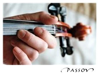 Chord viola fingering