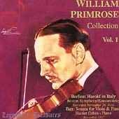 Harold in Italy, CD