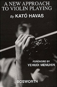 A new approach to violin playing, K. Havas