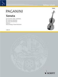 Paganini Grand'Viola Sonata