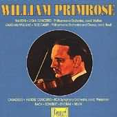 Walton viola concerto CD: William Primrose