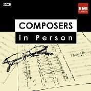 Composers In Person - CDs