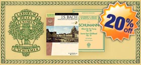 Schirmer viola sheet music on sale