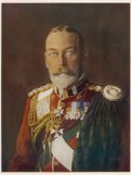 King George V of England. For his funeral  Paul Hindemith composed in two days and performed Trauermusik, for viola and orchestra