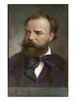 Antonin Dvorak, great composer, violist, conductor!