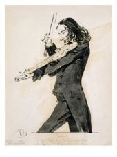 Paganini and other famous violin players who played and play the viola