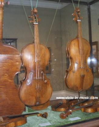There is not one viola size that fits all