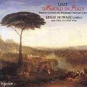 Berlioz-Liszt: Harold in Italy, CD