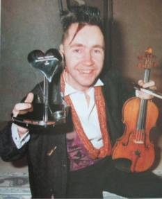 Nigel Kennedy - Personality of the Year Award