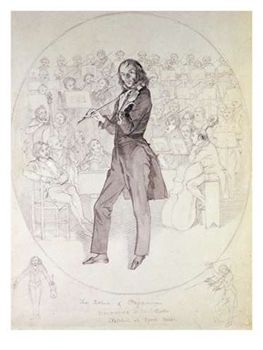 Famous violin player Nicolò Paganini played the viola, did you know? Read here