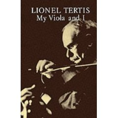 Click here to buy My Viola and I - Lionel Tertis
