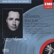 Buy Walton's viola concerto played by Nigel Kennedy