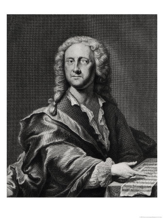 Telemann, composer of first viola concerto. A really forward-looking genius