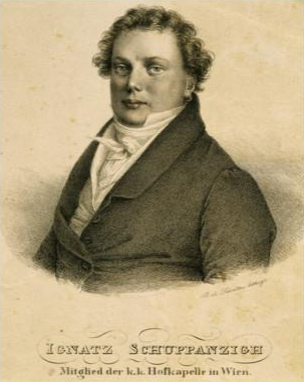 Ignaz Schuppanzigh was a famous violinist in Beethoven's time and a friend of his. He started his career as a viola player then switched to the violin, as most players would do wanting to be leaders