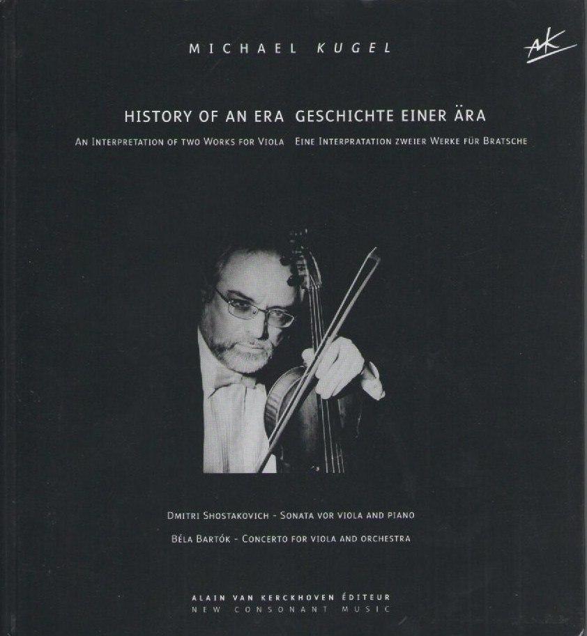 Michael Kugel, virtuoso viola player