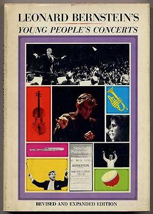 Young People's Concerts, Leonard Bernstein. Buy this book