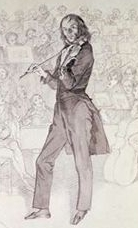 The most famous violin player, Nicolò Paganini, played the viola