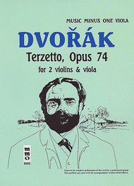 Click here to buy Dvorak's Terzetto for 2 violins and viola. Sheet music & play-along CD