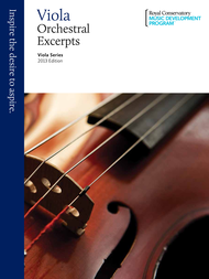 Berlioz Orchestral excerpts. Buy sheet music