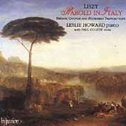 Buy recording of Harold in Italy, Berlioz-Liszt, for viola and piano