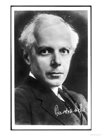 Bela Bartok, folk music and his viola concerto