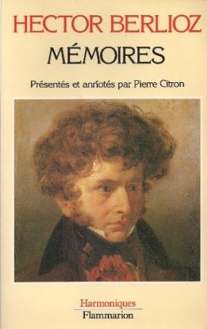 Memoires de Hector Berlioz. <br>Buy this book