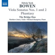 York Bowen: Viola Sonatas, Fantasia. Buy this CD