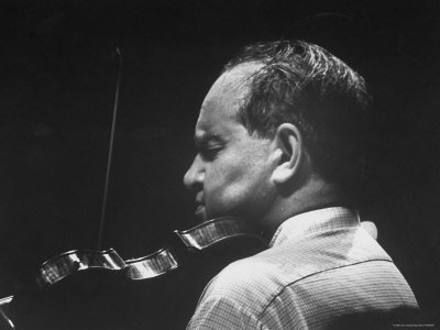 David Oistrakh is another famous violin player who played the viola too, this way showing appreciation for the instrument and helping it to get better known