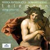 Read about Telemann viola concerto and listen to it. Buy CDs.